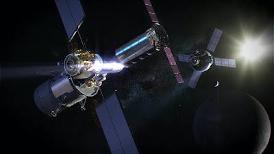 O programa Moon to Mars da NASA enfrenta grandes mudanças
