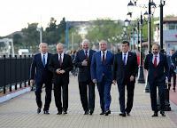 Europa gegen Eurasien
