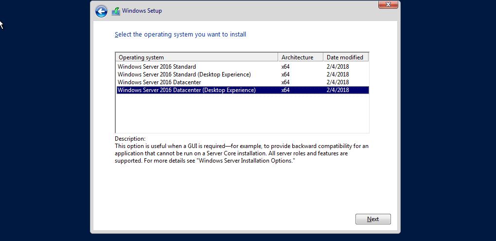 Hướng dẫn cài đặt Windows Server 2019 Standard và Datacenter bản quyền.
