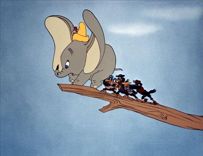 Disney+ cambia la calificación infantil a Dumbo, Peter Pan y Los Aristogatos.