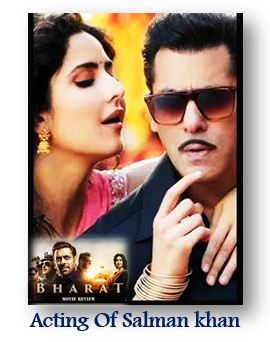 Bharat Movie Review: Salman khan movie reiview | India-Pak Partition theme based 'Emotion-Action & Entertainment,Acting Of Bharat Movie Review,Story Of Bharat Movies