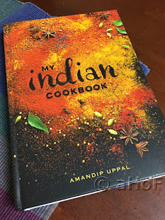 My Indian Cookbook by Amandip Uppal