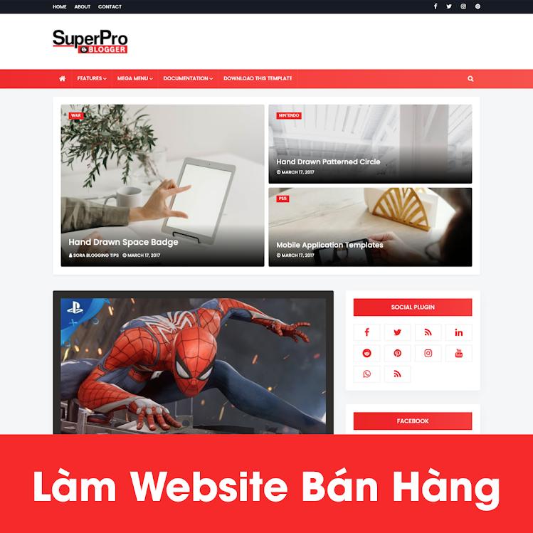 [A121] Tư vấn: Dịch vụ thiết kế website trọn gói, chuyên nghiệp nhất