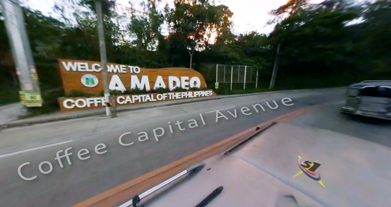 Amadeo Coffee Capital Sign - Schadow1 Expeditions