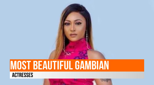 LIST: Most Beautiful Gambian actresses