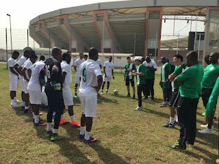 Nigeria 3-1 Algeria: Ettedem Philip Picks Four Major Points