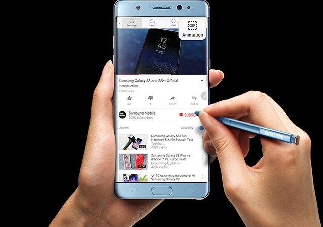 Arrival Of Samsung Galaxy Note Fan Edition Miriam
