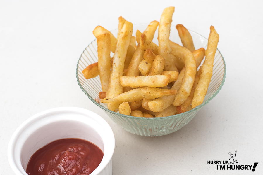 How to cook frozen fries in air fryer