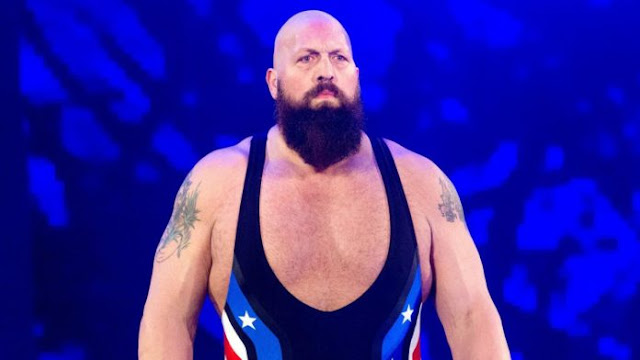 Big Show retorna a WWE no RAW