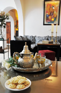Riad Dar Khmissa Marrakech Maroc Guest house in the Marrakesh old city