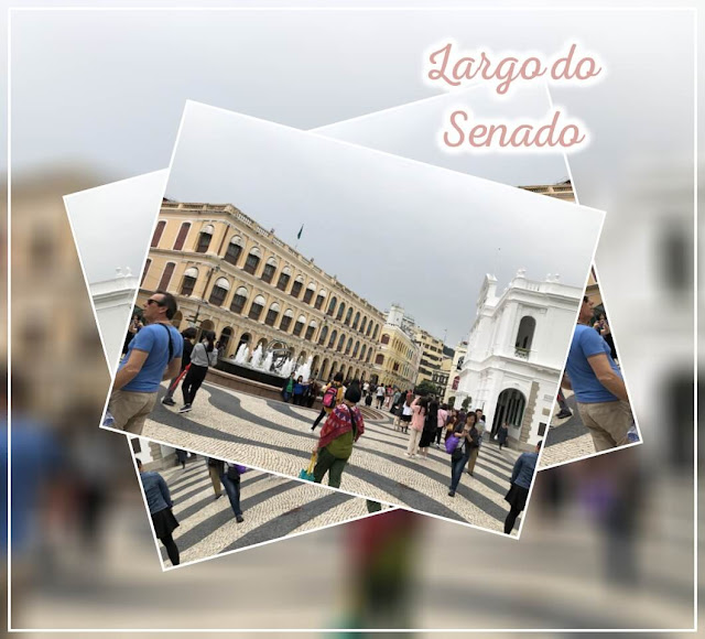 Largo do Senado - Macau
