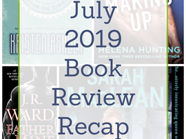 July 2019 Book Review Recap