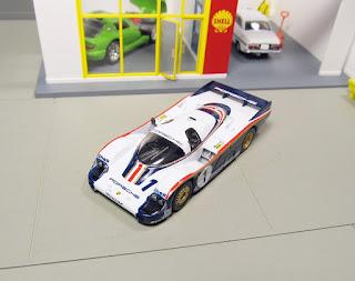 Spark  Porsche 956 No.1 Winner Le Mans rothmans
