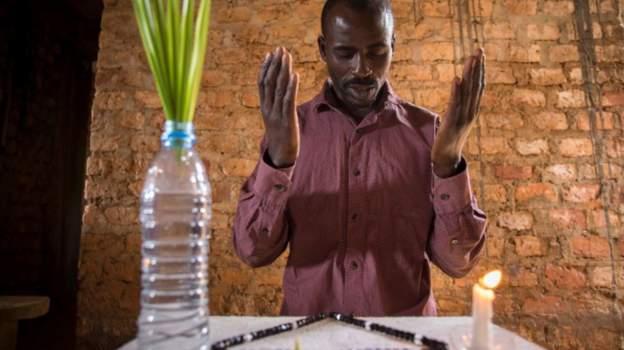 Uganda's Museveni declares Covid-19 prayer holiday