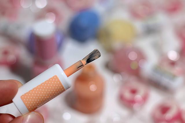 naturalny lakier do paznokci