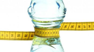 Tips Diet Air Putih Turunkan Berat Badan Dengan Cepat