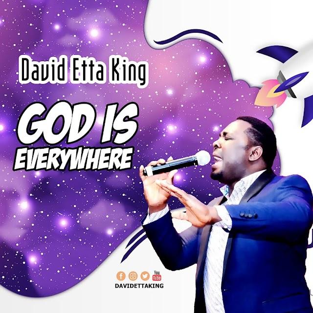 MUSIC: David Etta - God is everywhere