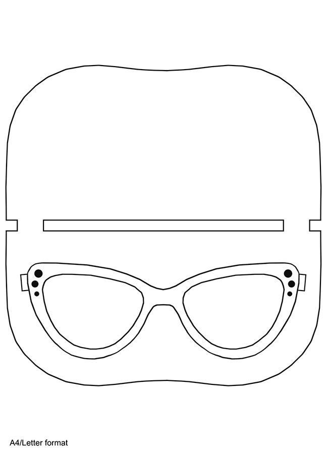Sunglasses Case Tutorial + Pattern