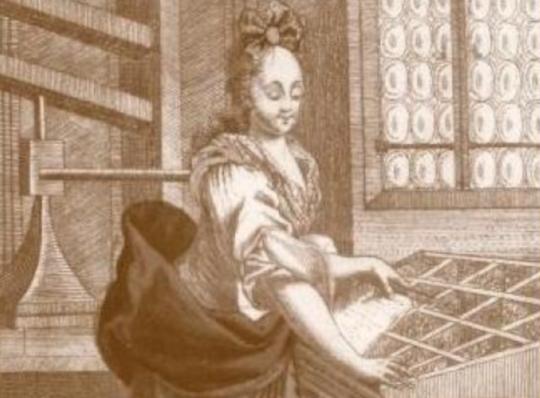 La Biblioteca Valenciana activa un portal temático de mujeres impresoras a partir del siglo XV