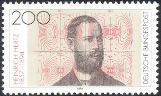 Germany 1994 Heinrich Hertz