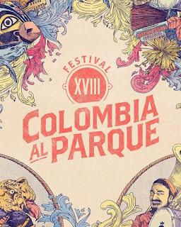 POS XVIII Festival COLOMBIA AL PARQUE   2019