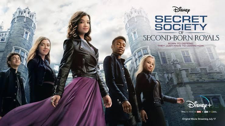 Secret Society of Second Born Royals (2020) WEBDL Subtitle Indonesia