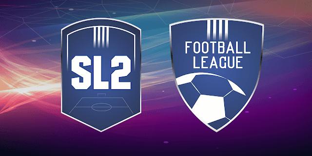 Προς SL2 με 18 ομάδες και FL με 16 ομάδες