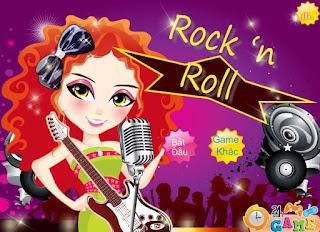 Game nữ hoàng nhạc rock đáng chơi nhất