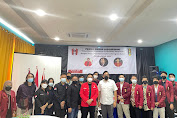 Gelar FGD, Ketua GMNI Sumut sampaikan Pentingnya Pengarusutamaan Moderasi Beragama