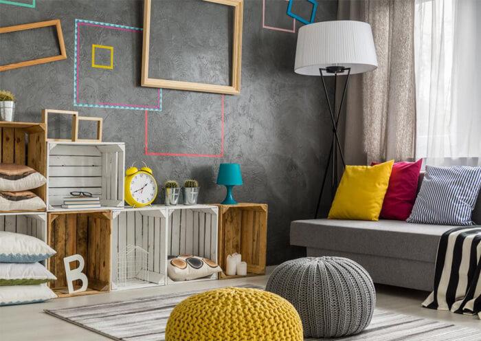 Soluzioni ecosostenibili per la casa: mobili realizzati con materiali naturali