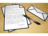 Contoh Surat Lamaran Kerja Terbaru Dan Lengkap