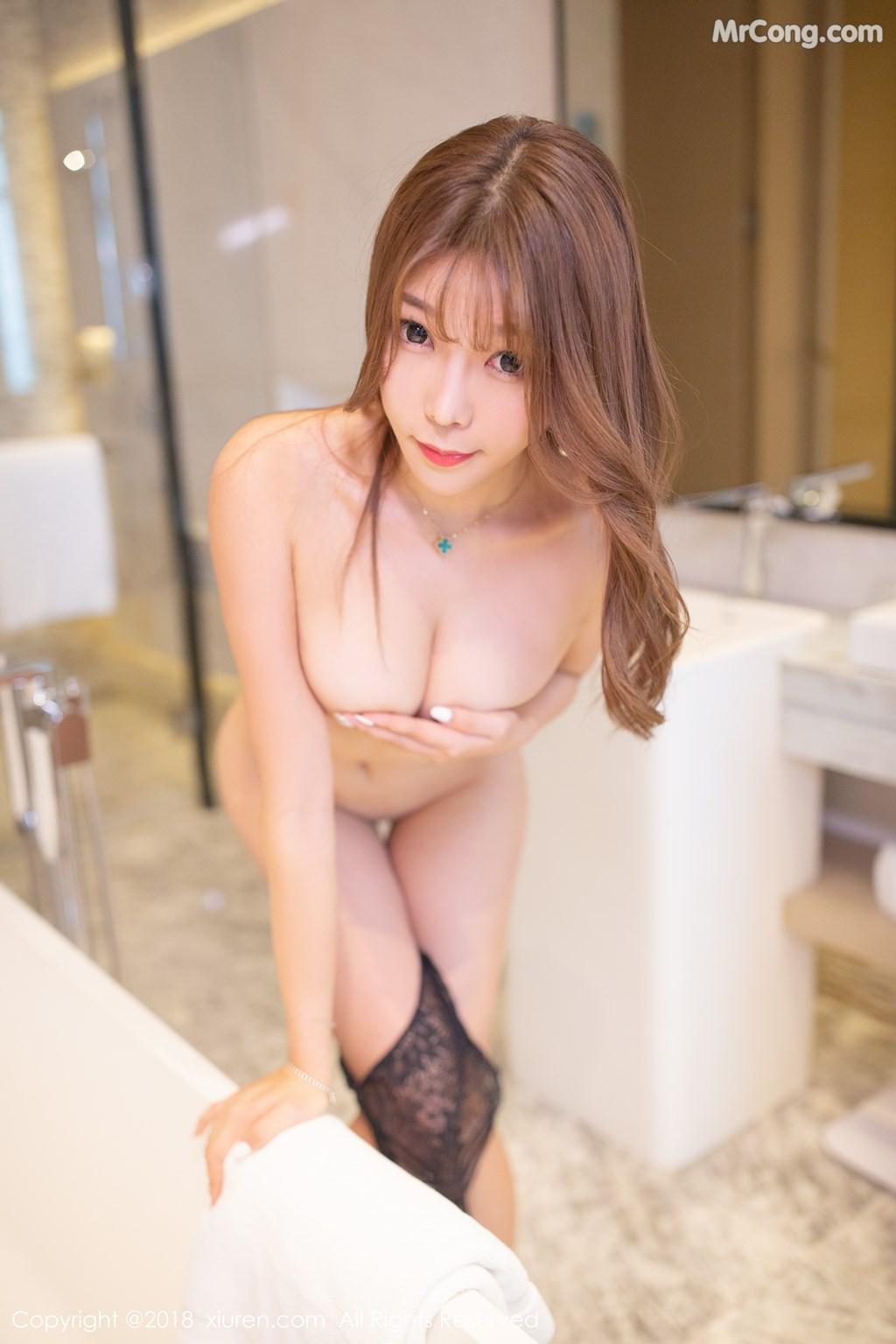Image XIUREN-No.1278-Booty-Zhizhi-MrCong.com-005 in post XIUREN No.1278: Người mẫu Booty (44 ảnh)