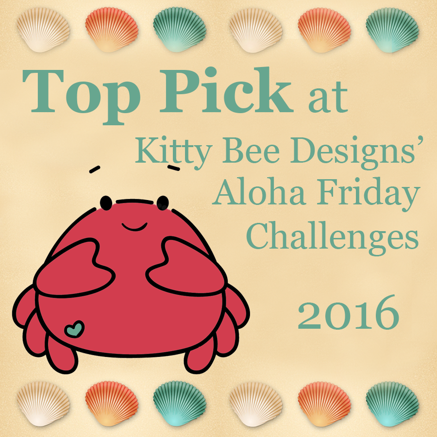 TOP Pick Aloha Friday Challenge