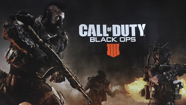 Call of Duty Black Ops 4 - Fond d'écran en Full HD