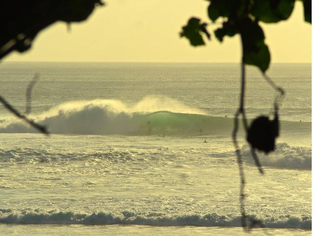 Epic Surf Padang Padang and Uluwatu Bali - Swell of the season 27 06 15