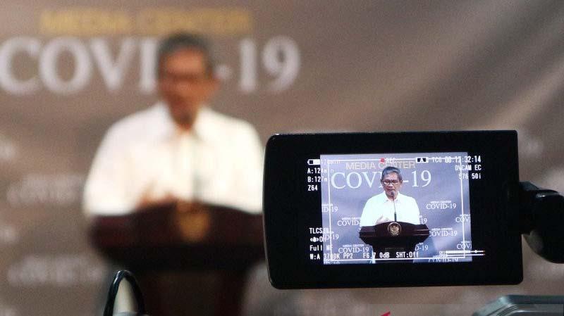 Termasuk Menhub, Sudah 117 Kasus Covid-19 di Indonesia