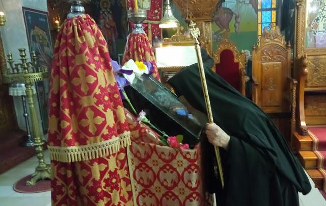 Θεσπρωτία: Με μεγάλη συμμετοχή πιστών οι Δ΄ Χαιρετισμοί στη Θεσπρωτία