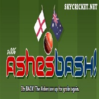 Play Ashes Bash Cricket Game