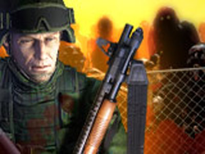 لعبة الاكشن زومبي ابكاليبس Zombie Apocalypse