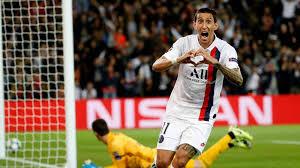 Berita Jasabola  Paris Saint Germain 3 - 0 Real Madrid: Di Maria Mencetak 2 gol