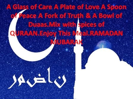 Famous Ramadan Kareem Message English 2020