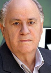 Amancio Ortega Who is the Richest Man in the World today 2017 list