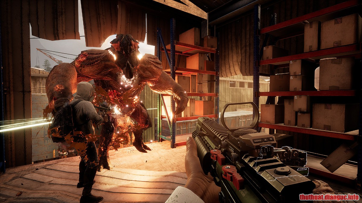 Download Game Earthfall Full Crack