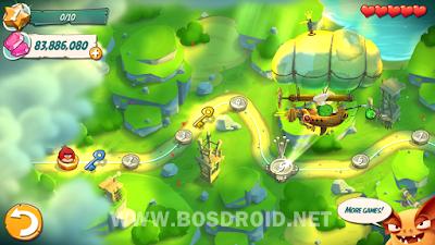 Angry Birds 2 Mod Gems