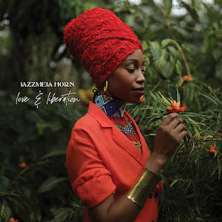 "Jazzmeia Horn: ""Love and liberation"" / stereojazz"