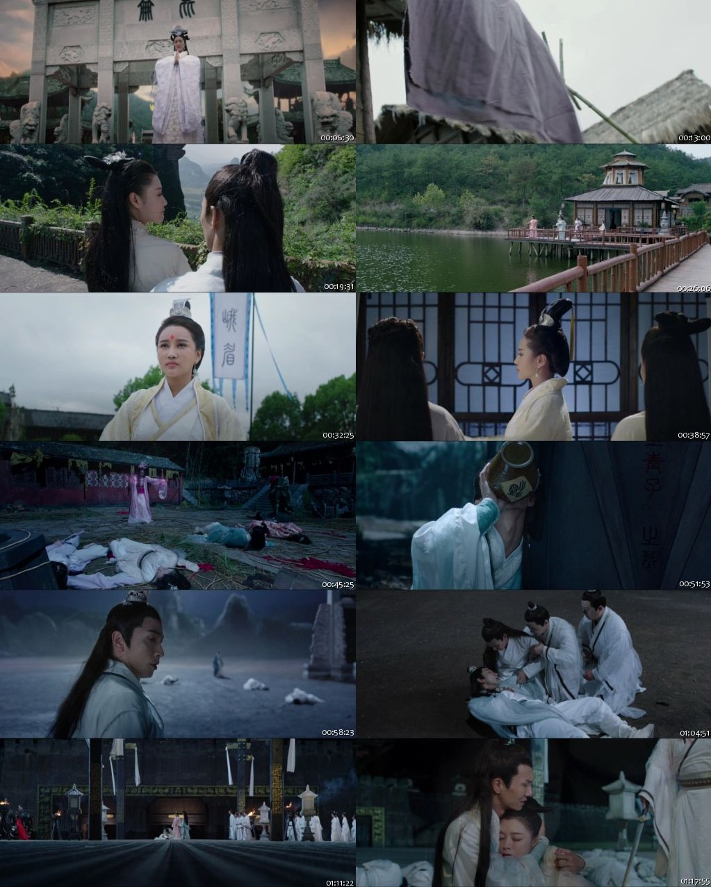 The Legend Of Zu 2018 BRRip 720p Dual Audio
