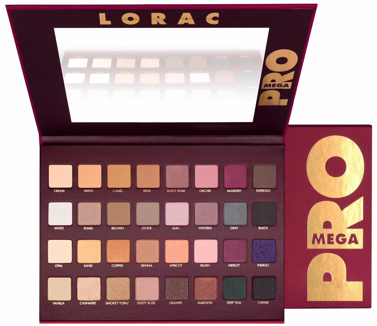 bo s blog purchasing amazon com lorac mega pro makeup palette
