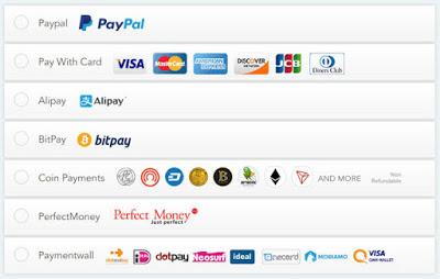 للاسف لا يقدم البرنامج خطط مجانية أو حتي إصدارات تجريبية ولكن يمكنك استرداد مالك في غضون 30 يوماً من تاريخ الشراء أو سبعة أيام للحسابات الشهرية. ويمكنك البحث عنه علي الانترنت فهو منتشر في مواقع عديدة.