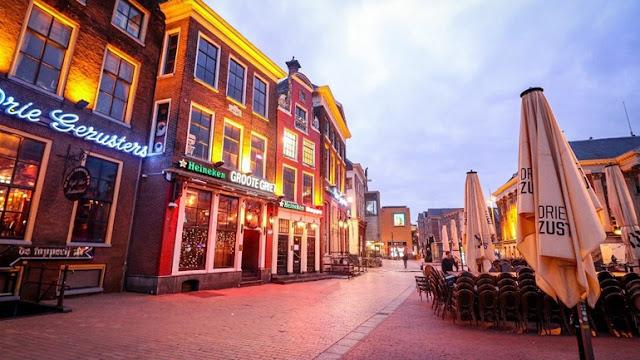 الحكومة الهولندية تدرس فرض حظر التجوال وغرامة بإنتظار لمخالف