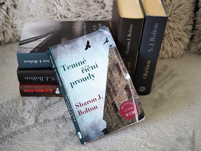 Recenze: Sharon J. Bolton - Temné říční proudy
